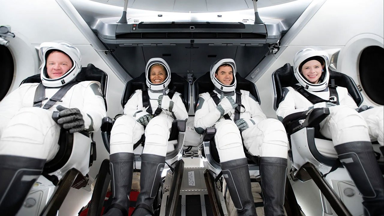 SpaceX mission turns to Apple Watch, iPhone, iPad for health study