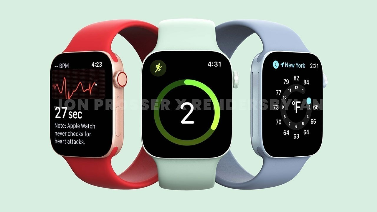 Apple Watch Series 7 Will Be Hard to Find When It Launches