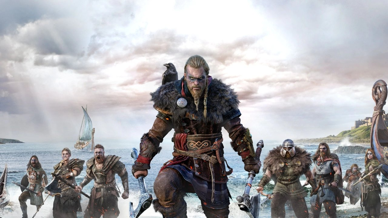 Assassin's Creed Valhalla now 58% off