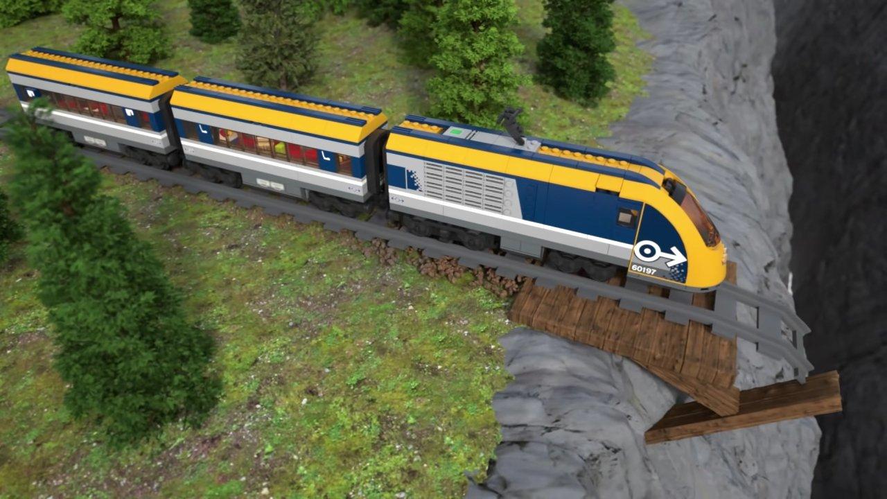$29 off LEGO City Passenger Train