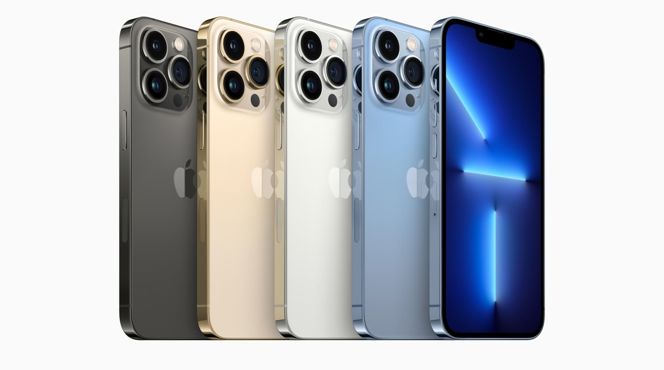 Compared: iPhone 13 Pro and iPhone 13 Pro Max vs iPhone 12 Pro and iPhone 12 Pro Max