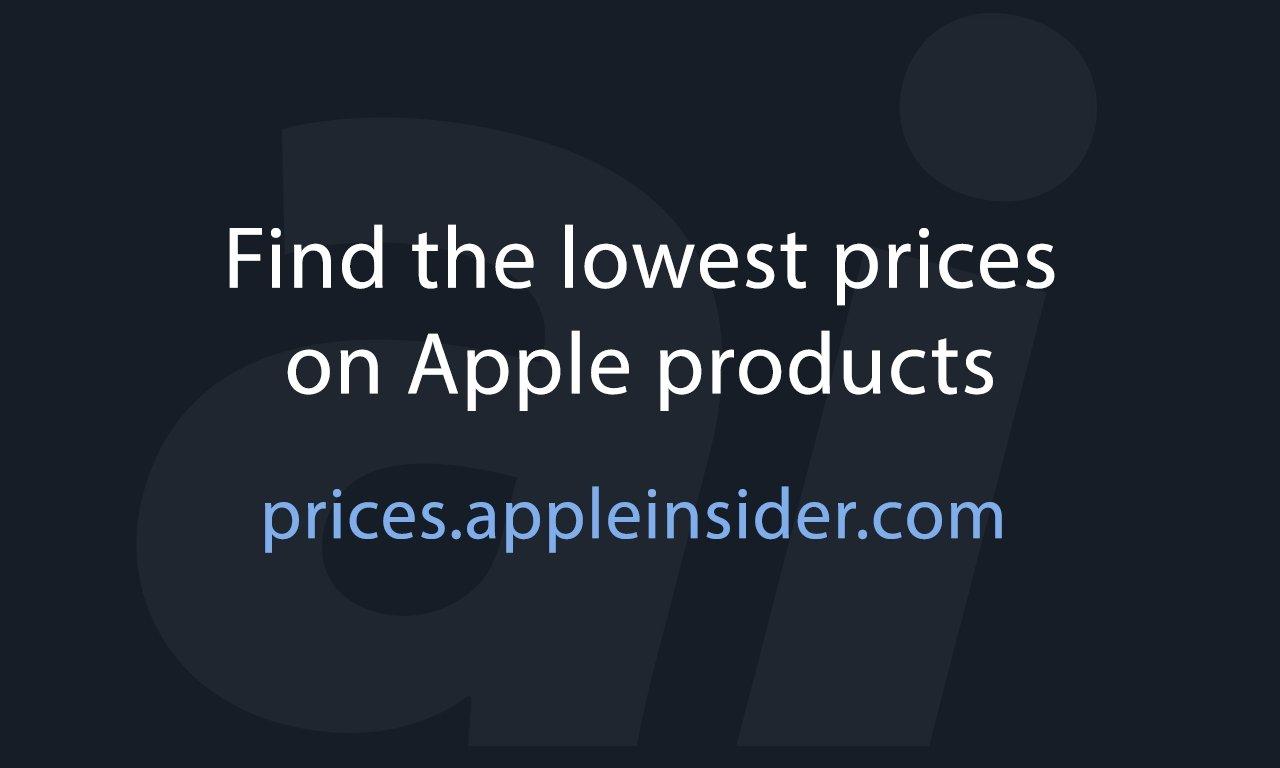 Best Apple Prices text with AppleInsider logo