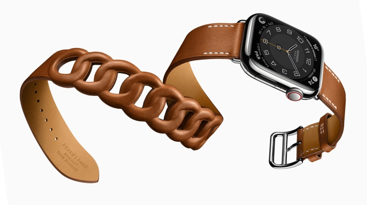 Apple Watch Series 7 bands are compatible with previous Watches