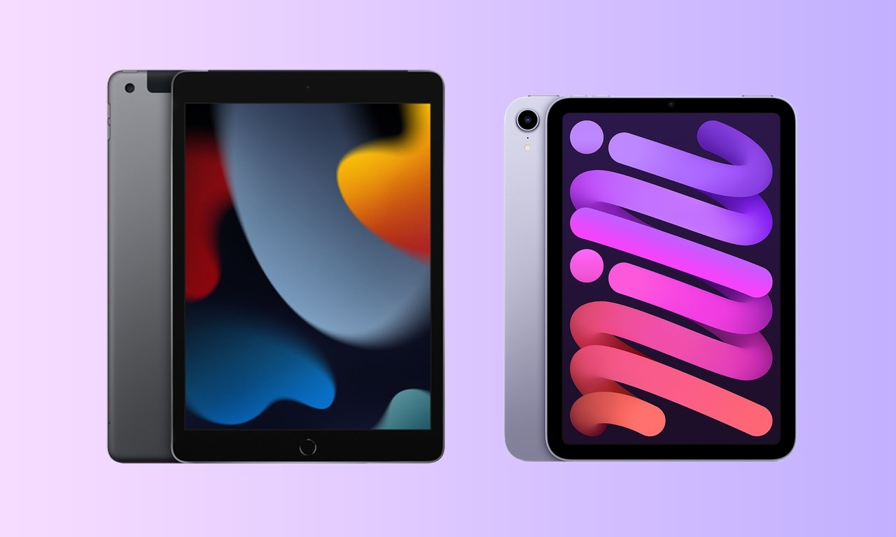 photo of Apple's iPad mini 6, iPad 9th Gen are already on sale - shop the best preorder deals image