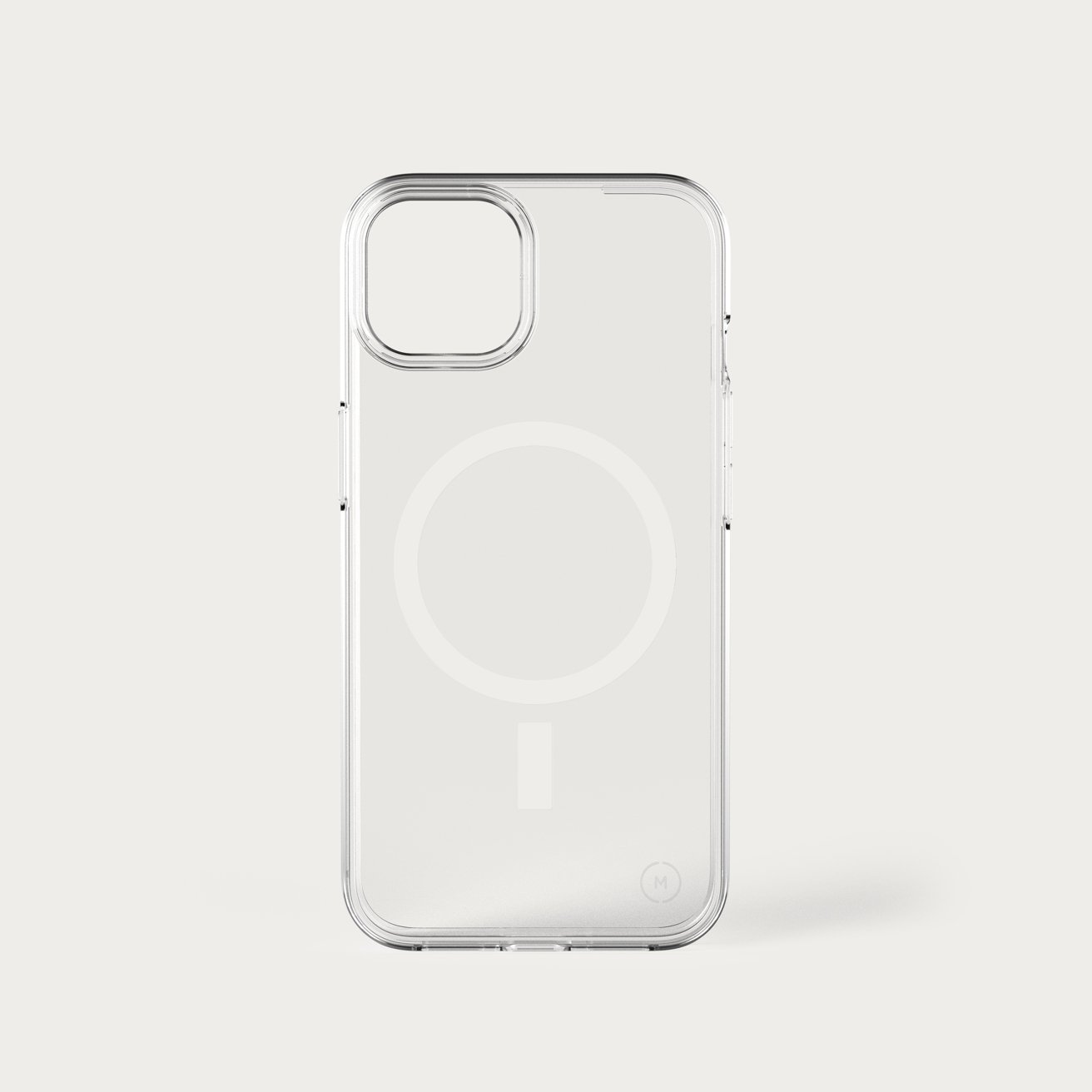 Moment clear case