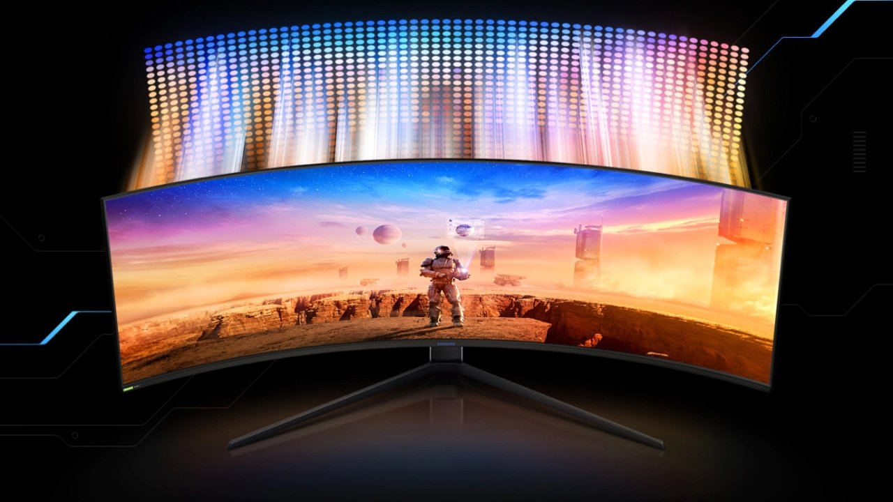 Save $500 on a Samsung Odyssey 49-inch G9 Curved QLED Gaming Monitor