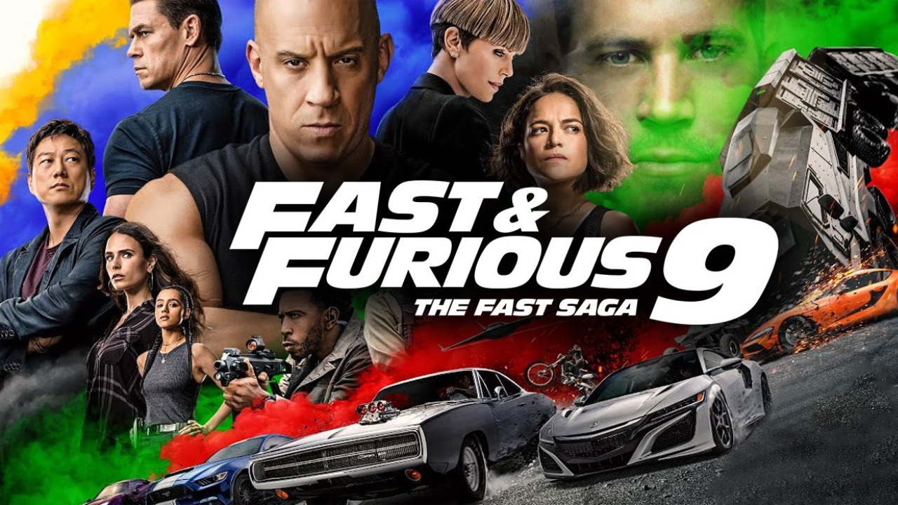 Fast & Furious 9-Movie Collection (Digital HD) for just $19.99