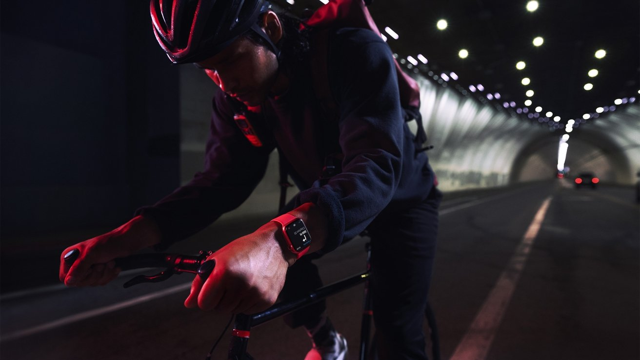 Automatic cycling detection and improved workout fall detection are not exclusive to the Series 7.