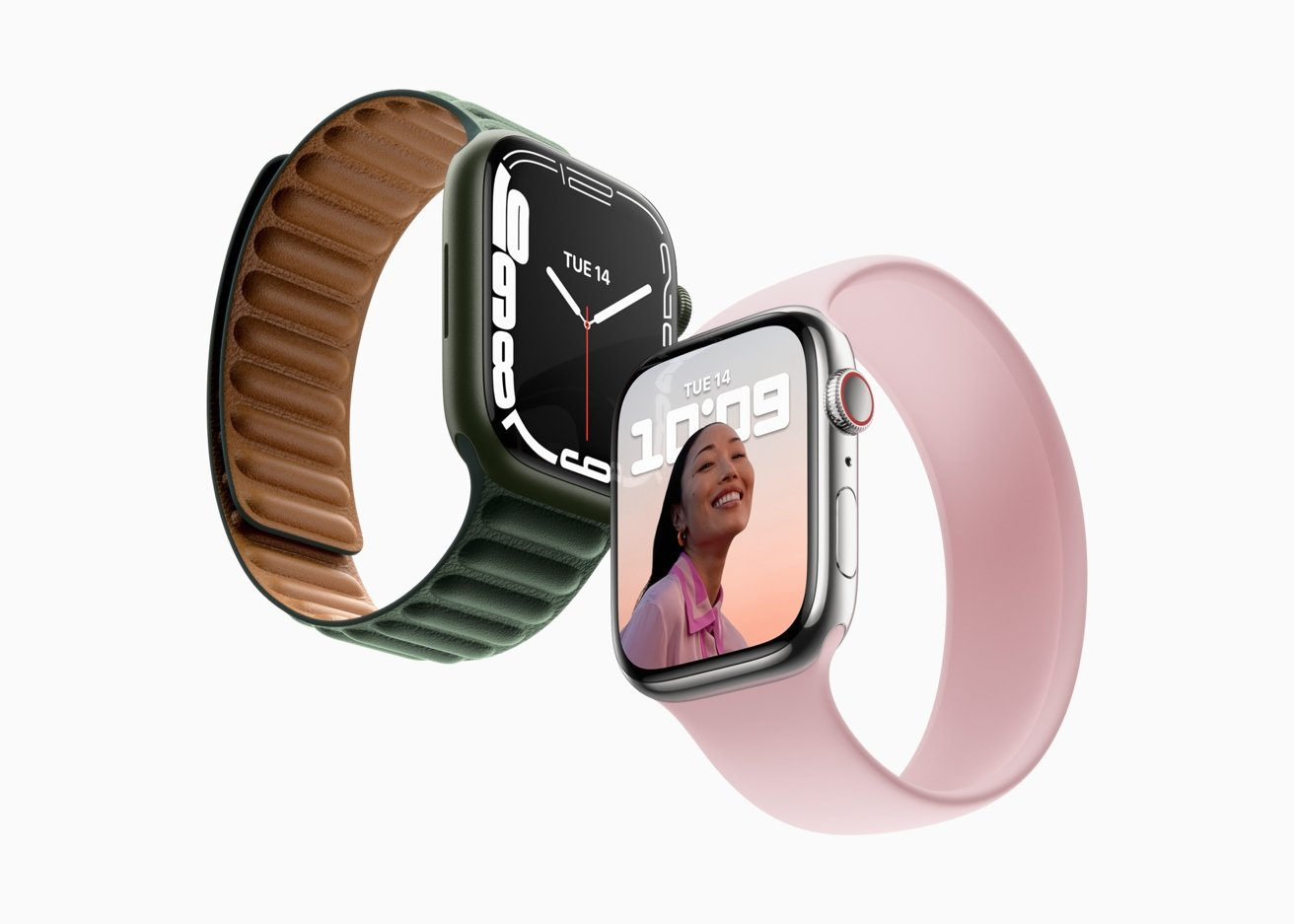 The Apple Watch Series 7 is not a major upgrade from the Series 6, but it features some minor improvements.