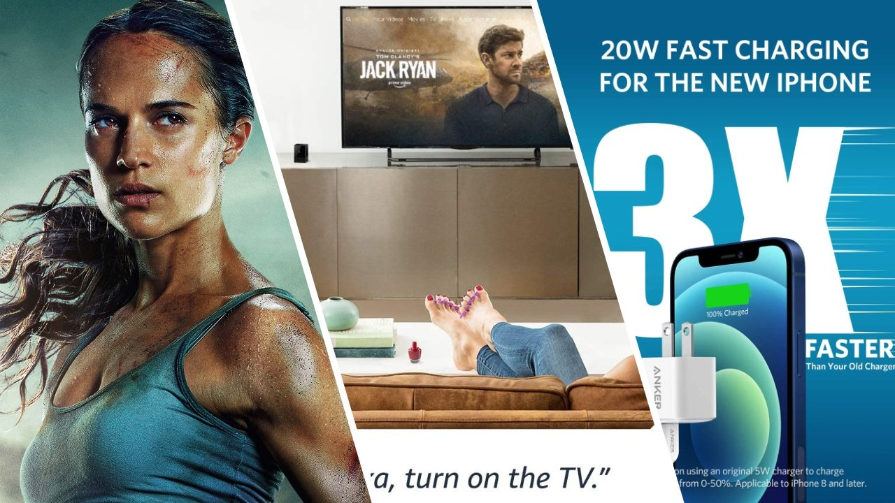Best Deals Sept. 16 - $212 GoPro Hero7 Bundle, 50-inch HDR television for $499, and more!