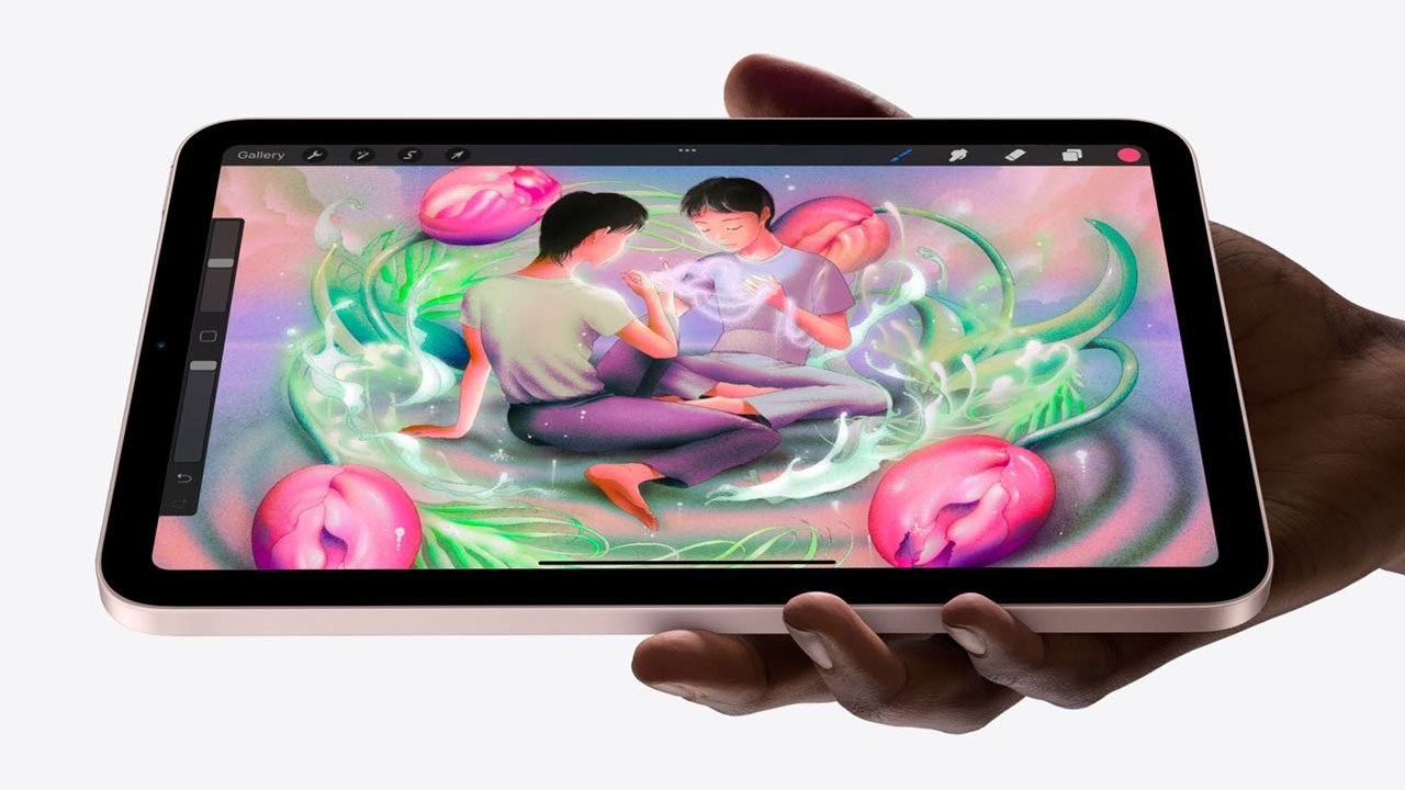 photo of New iPad mini gets 5G, but lacks mmWave support image