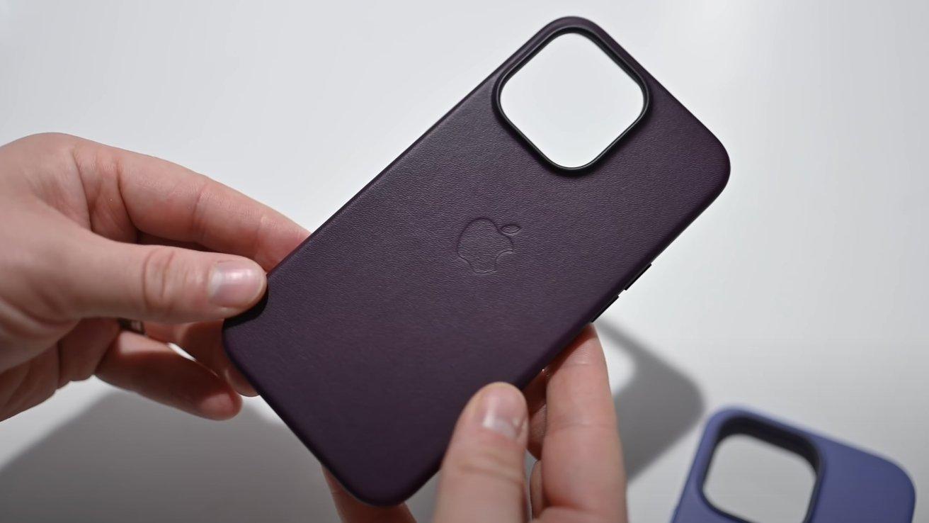 Dark Cherry case
