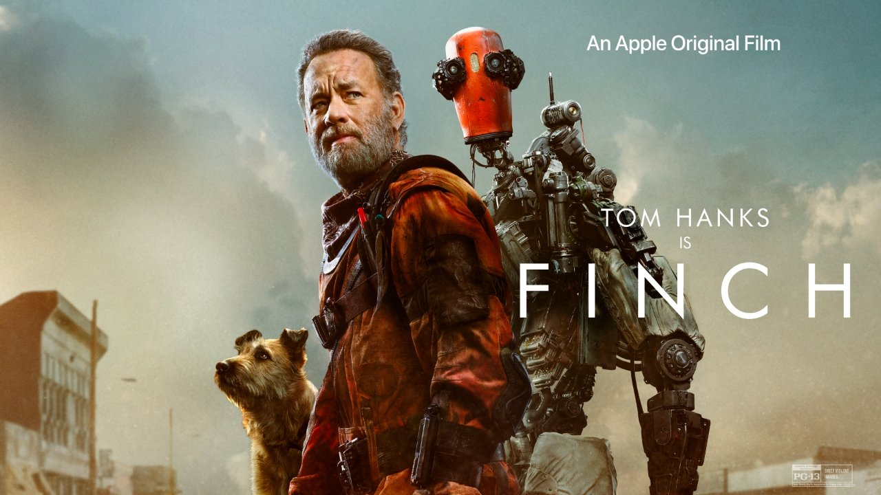 'Finch' gets its first trailer