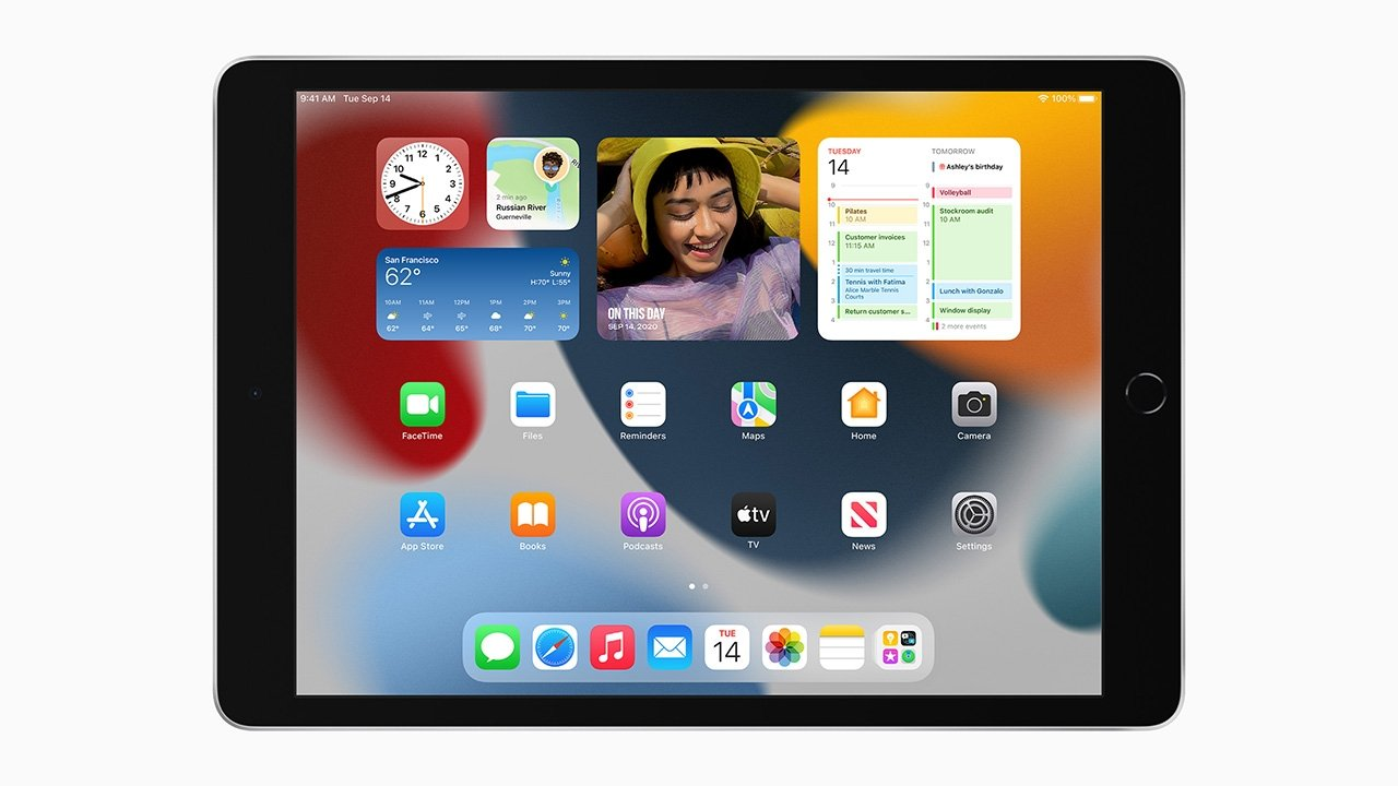Apple's iPad now run iPadOS, which is an offshoot of but not exactly like iOS.