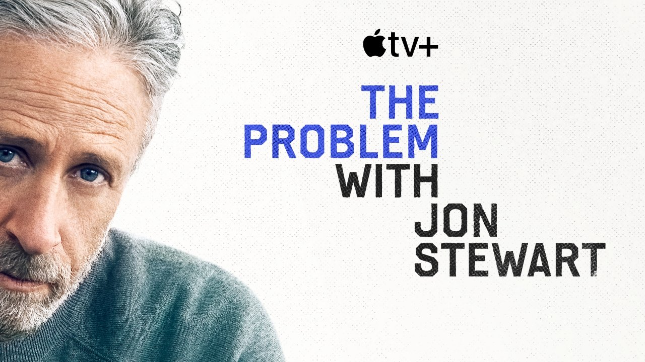 'The Problem with Jon Stewart' premieres on September 30