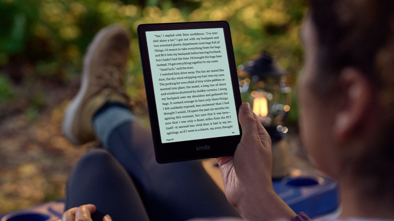 Kindle Paperwhite has been updated with USB-C, faster processor