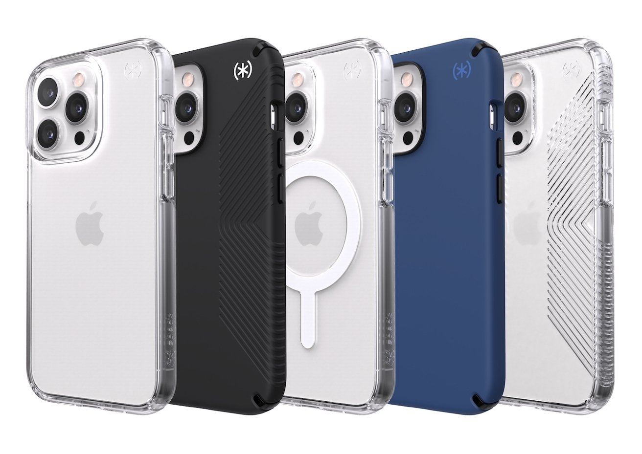 Speck's lineup of iPhone 13 cases