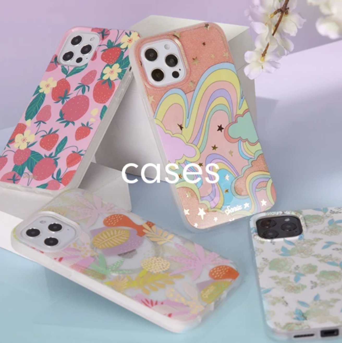Sonix has some cool new cases