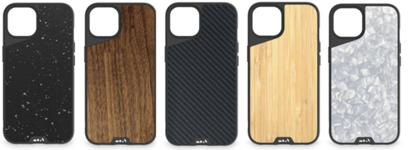 Mous iPhone 13 cases