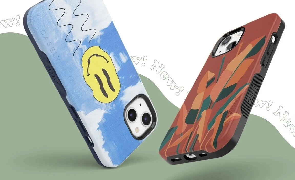 Casely's fun patterns for iPhone 13