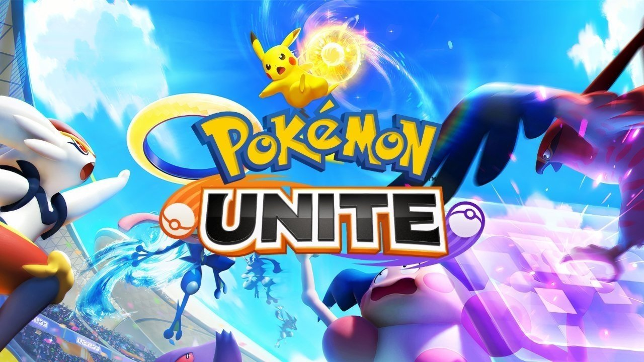Pokemon Unite has launched on iPhone and iPad