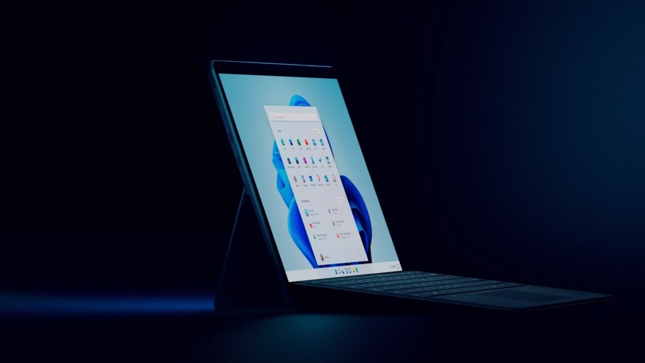 The new Surface Pro 8