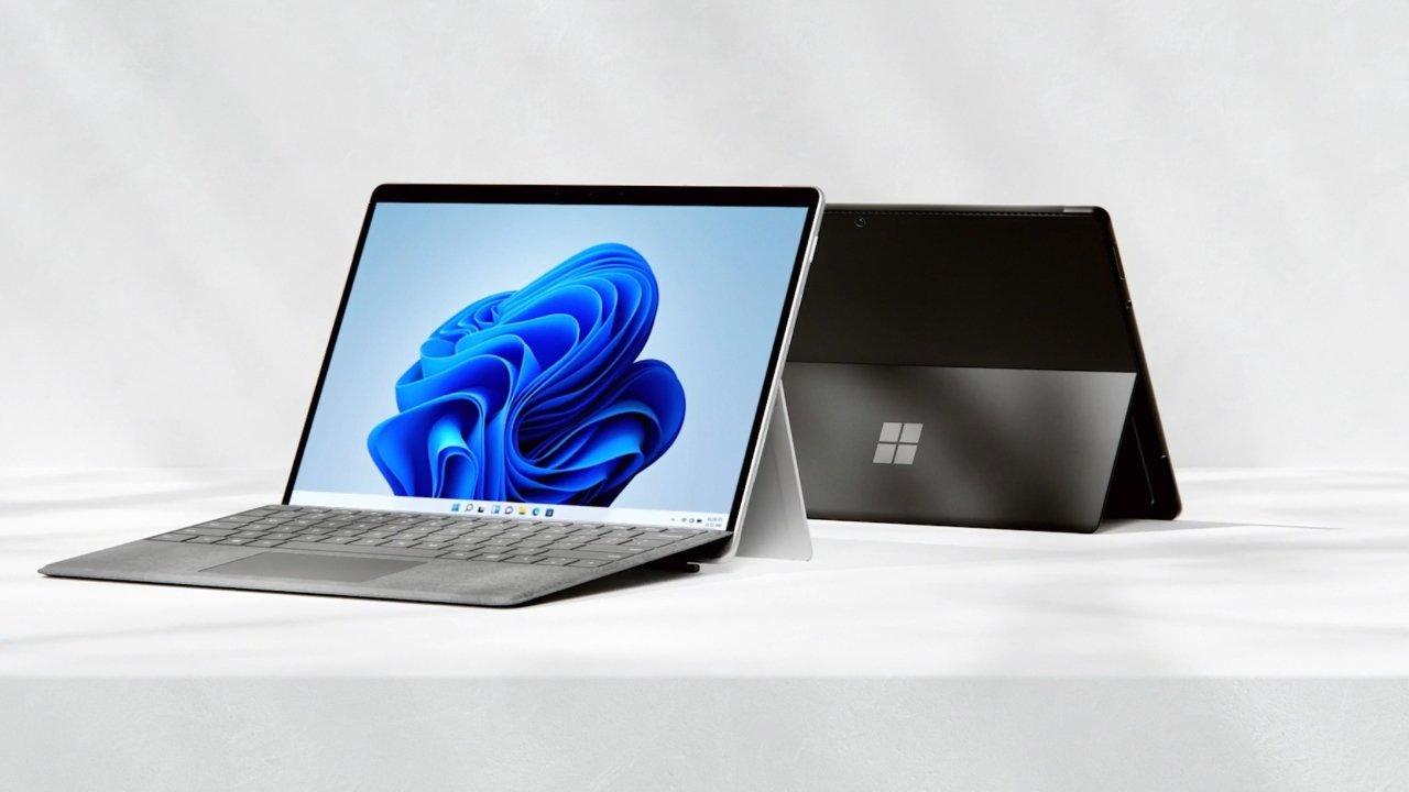 Surface Pro 8 tiene un nuevo Surface Slim Pen