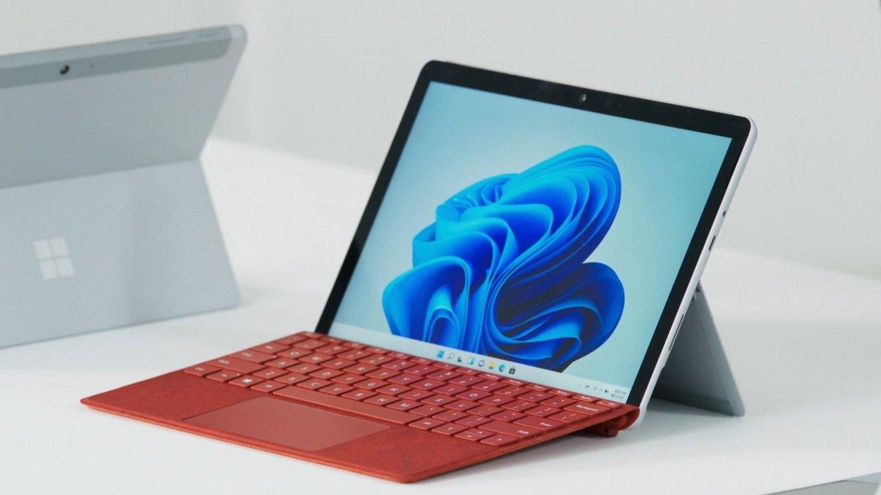 Surface Go 3.  apto para niños