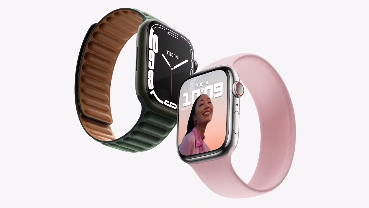 Apple Watch Series 7 has 60.5GHz module