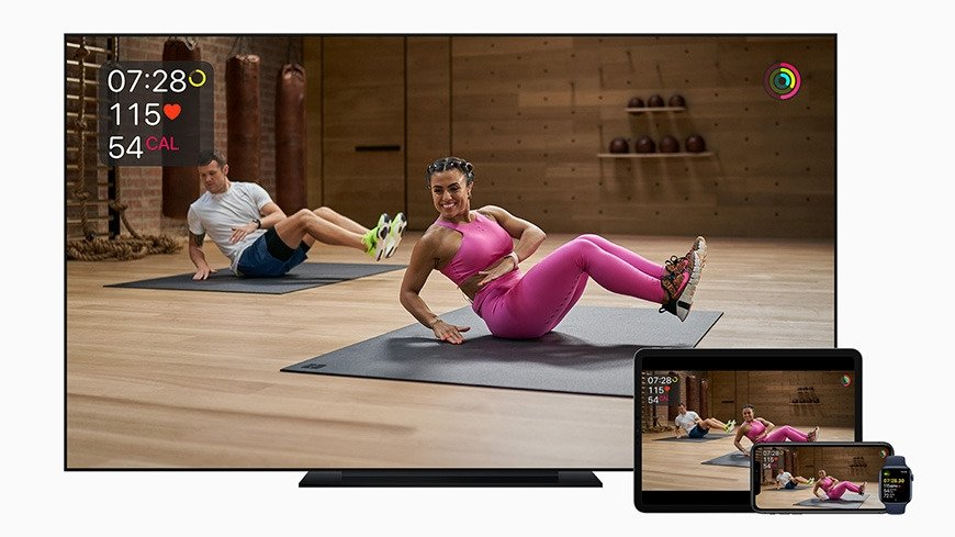 photo of UnitedHealthcare offers members free year of Apple Fitness+ image