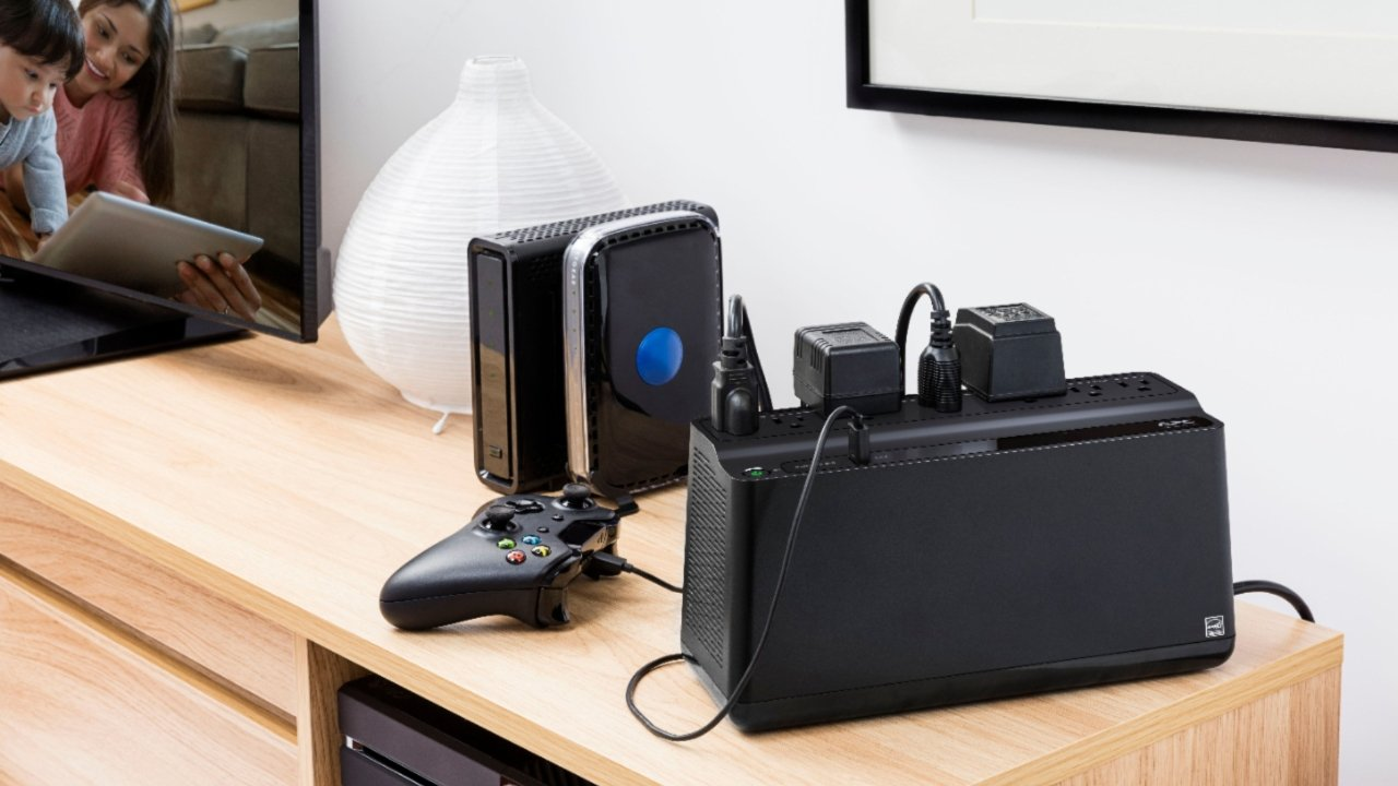 $30 off APC 360 Watts 7 Outlets Uninterruptible Power Supply