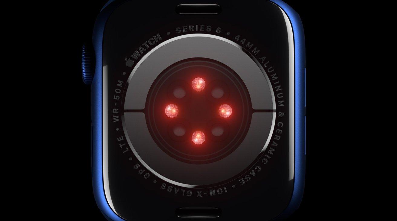 Apple Watch Series 6 oxygen sensor just as good as hospital equipment