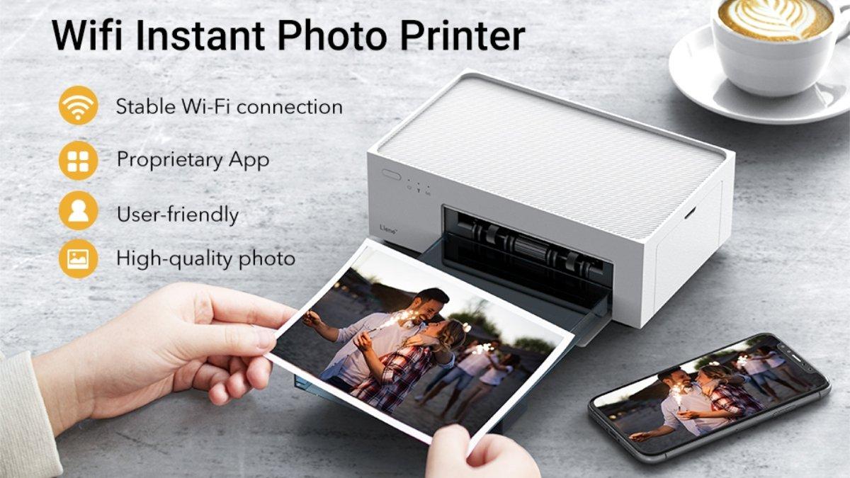 $40 off Liene 4x6 Photo Printer