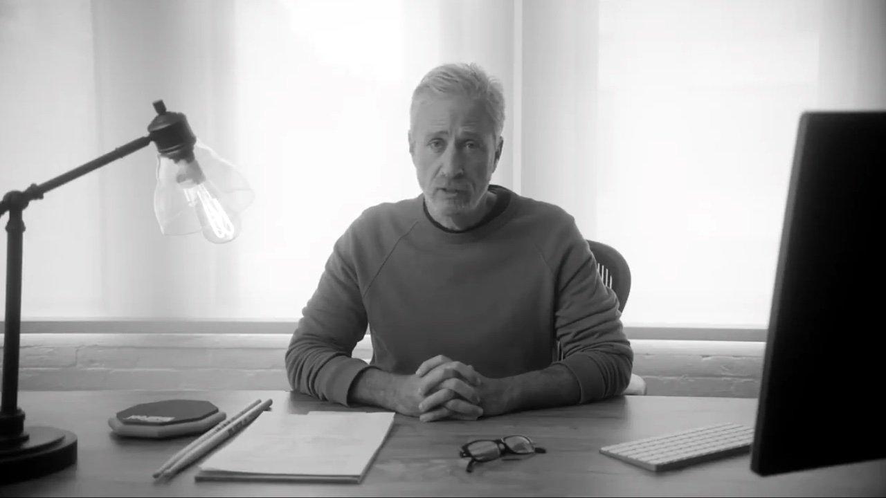 The Problem with Jon Stewart/Apple