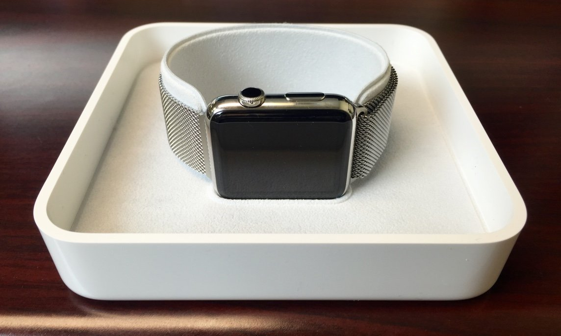 Apple adds original Apple Watch to list of vintage products