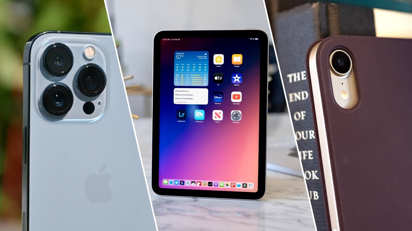 iPad mini review, iPhone 13 Pro cameras, plus Focus Mode tips on the AppleInsider Podcast