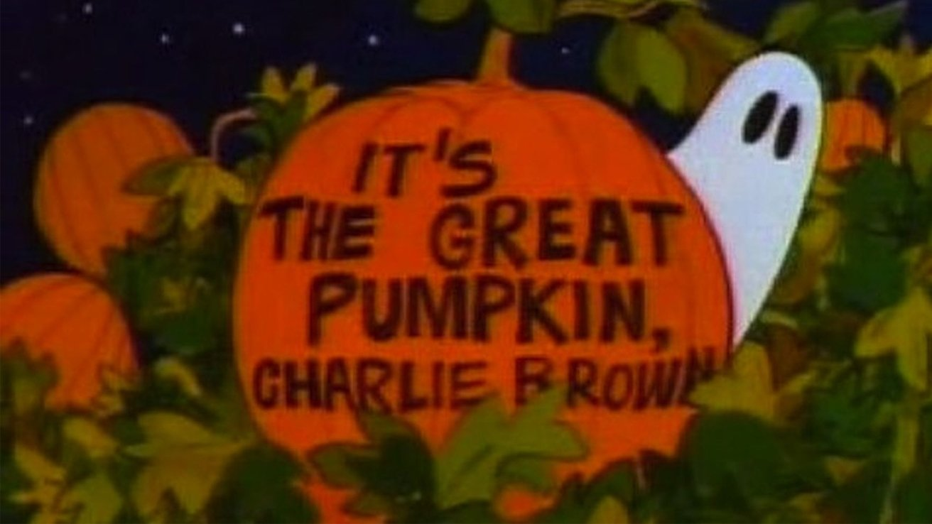 Apple TV+ 'Its the Great Pumpkin, Charlie Brown' airs Sunday on PBS