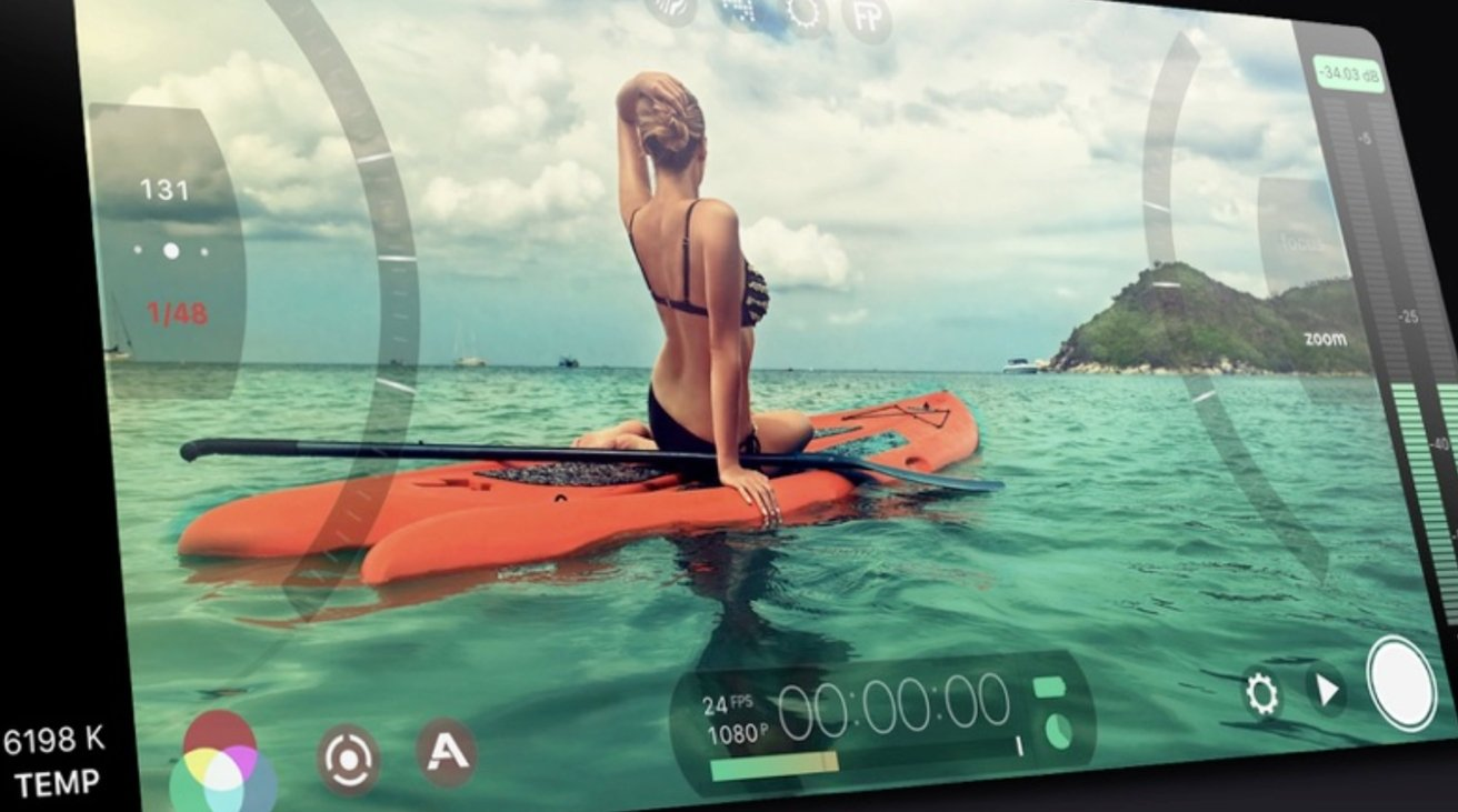 Filmic Pro adds ProRes Video to iPhone 13 Pro before Apple