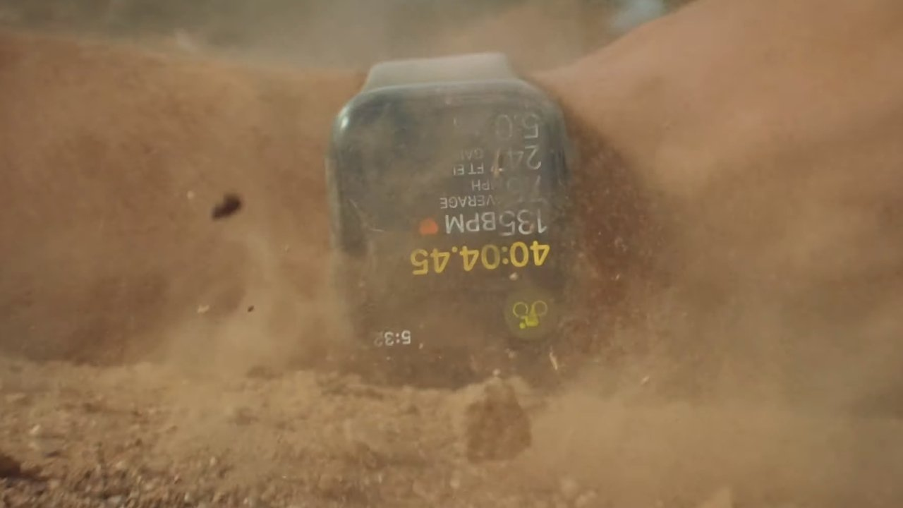 The Apple Watch Series 7 is even more durable than previous models.