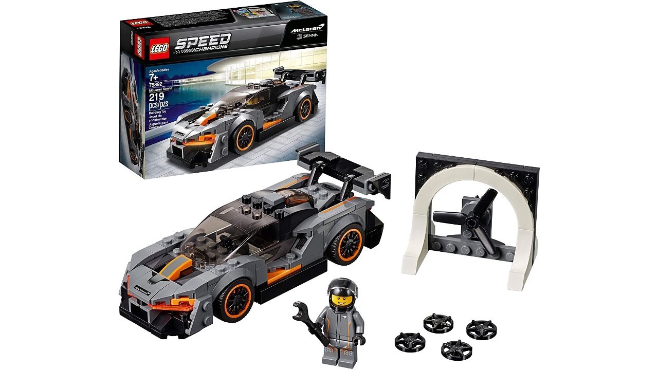 Save $6 on LEGO Speed Champions McLaren Senna