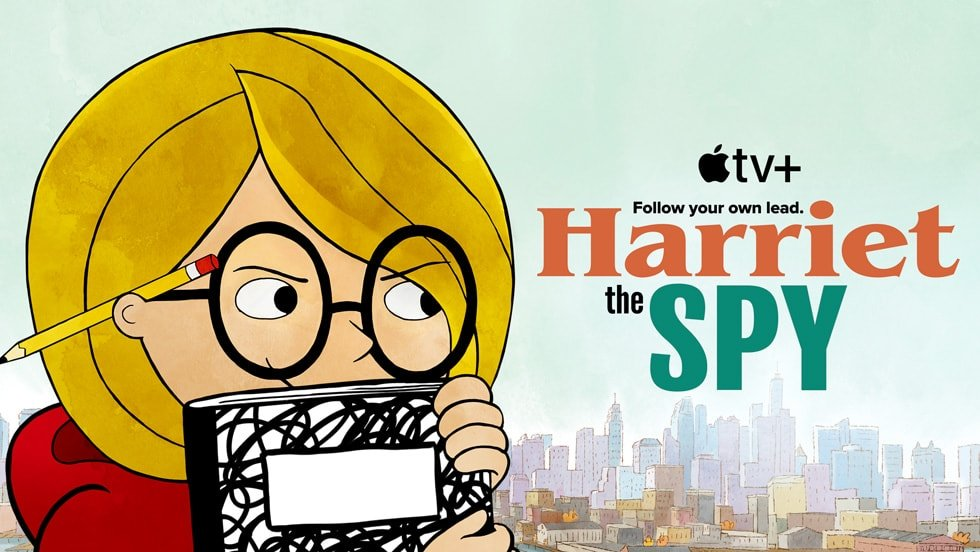 photo of Apple TV+ animated series 'Harriet the Spy' to debut Nov. 19 image