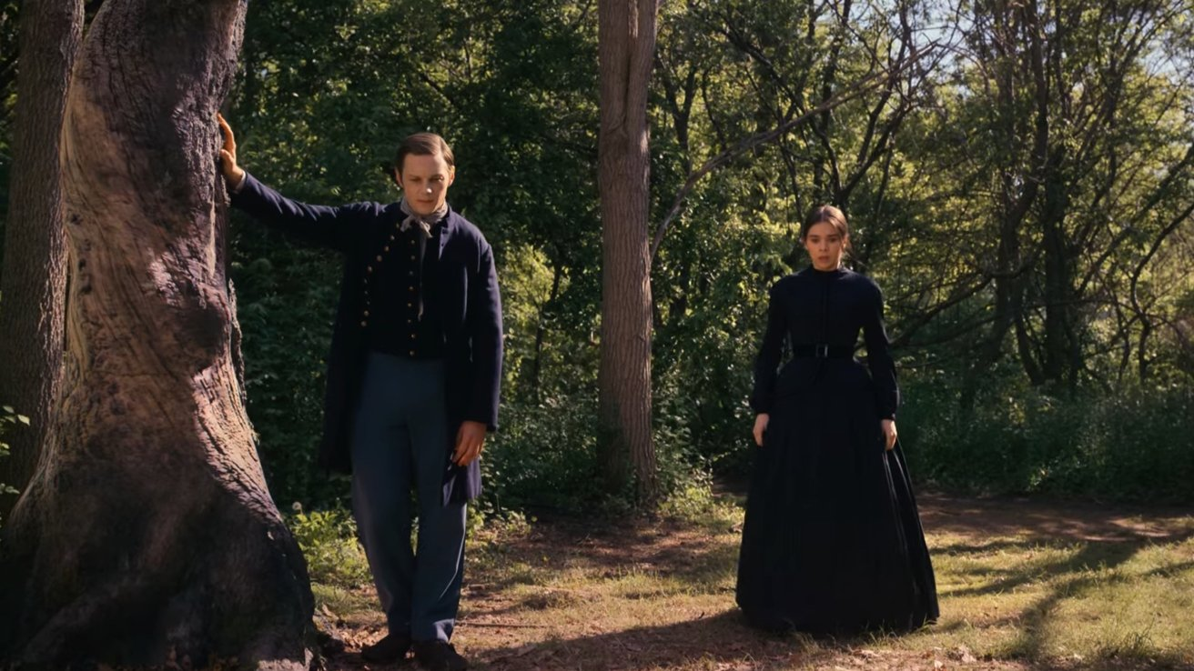 photo of Apple TV+ 'Dickinson' season 3 trailer hits YouTube image