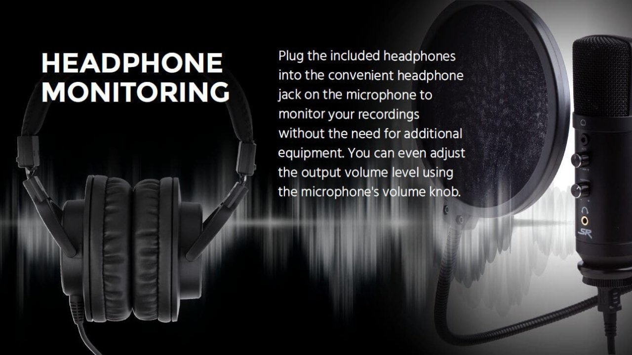 Save 20% on Stage Right by Monoprice Complete Podcasting and Streaming Bundle