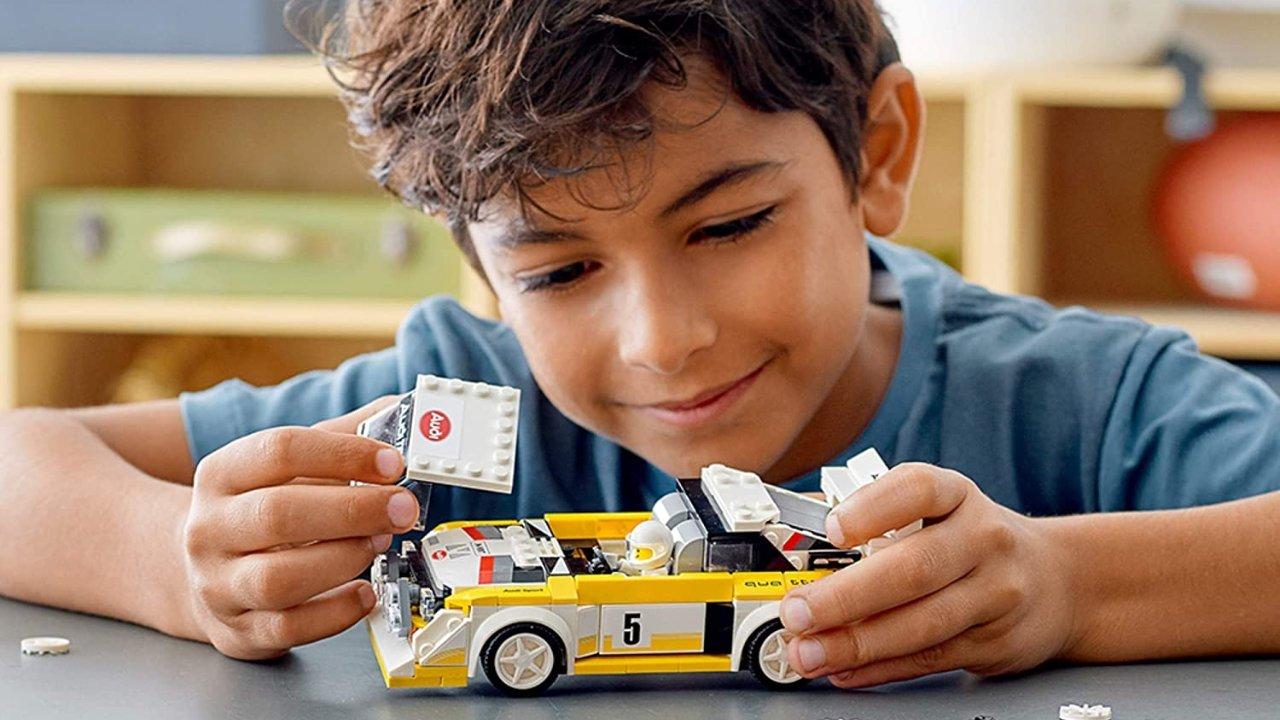 Save $4 on LEGO Speed Champions 1985 Audi Sport Quattro S1