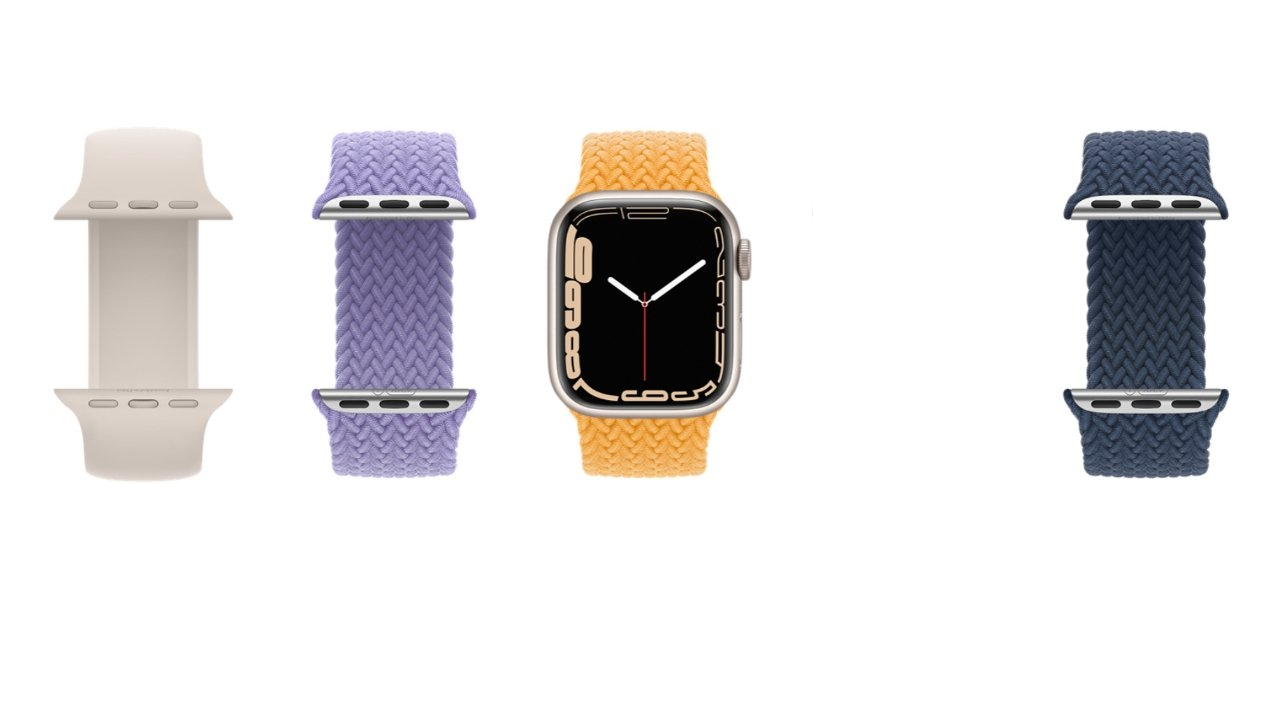 Apple Watch Series 7 band options keep disappearing from Apple's store