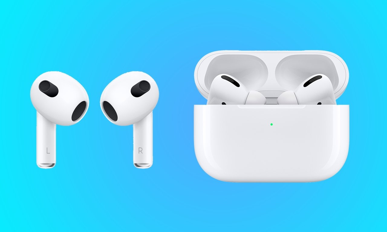 New AirPods 3, AirPods Pro are discounted at Amazon right now - AppleInsider