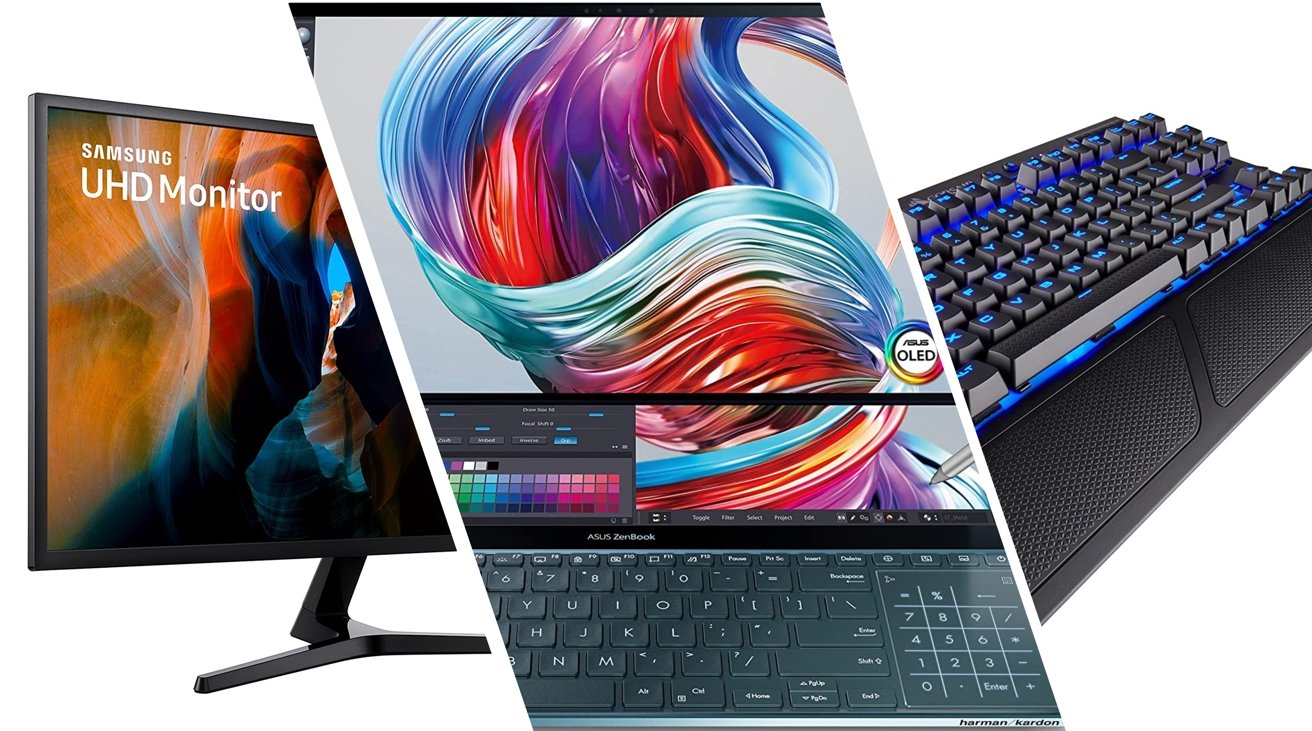 Best Deals Oct. 24: $90 Corsair keyboard, $360 32-inch 4K Samsung monitor, and more!