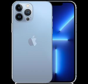 iPhone 13 in Sierra Blue