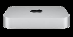 Apple Mac mini in Silver