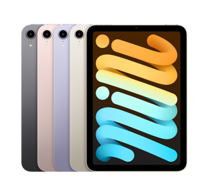 Apple iPad mini 6 four colors